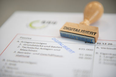 Tax digitalization